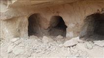 שוב: ערבים מיריחו בזזו מערת הקבורה, וחיללו קברים
