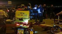 ערבים גנבו קסדה מחובש שטיפל בפצוע באיבטין