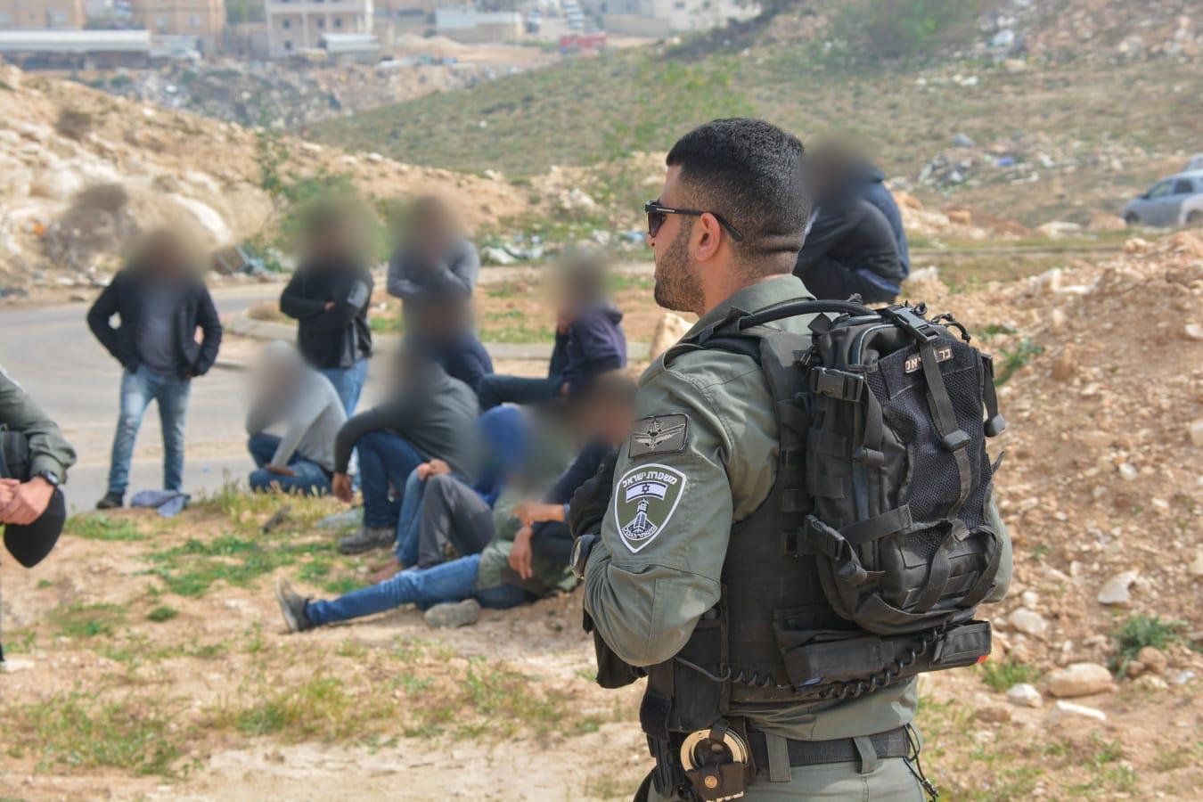 """שב""""חים ערבים (משטרת ישראל)"""
