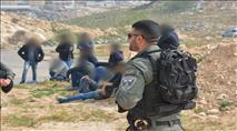 """42 שב""""חים ערבים נעצרו - רובם שוחררו"""