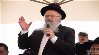 הרב שמואל אליהו על האסון שמביאה עימה התנועה הרפורמית