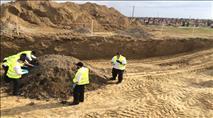 קבר אחים ענק נחשף באתר בניה בבלארוס