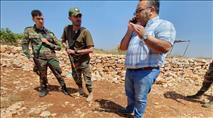 """""""שוטרים פלסטינים"""" ירו על מטיילים יהודים"""