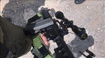 עם כדור בקנה: ערבי חמוש נעצר באזור דולב