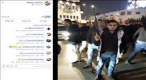 בלעדי: אחיין הנאשם באונס תועד חמוש בתהלוכה לכבוד מחבל