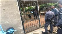 הפשיעה הערבית: ירי בכפר לאור יום וסחיטה באיומים