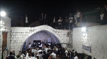 3,500 יהודים נכנסו הלילה לקבר יוסף