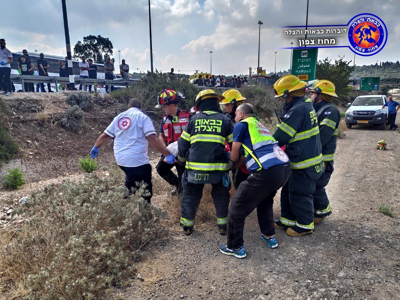 ערבים נמלטו משוטרים - יהודיה נהרגה