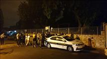 """עשרות הפגינו מול ביתו של האלוף: """"לא לצו המנהלי"""""""