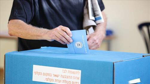 תוצאות הבחירות אינן סופיות: תיקו בין כחול-לבן לליכוד