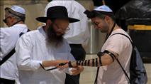 כמה יהודים מגדירים עצמם כחוזרים בתשובה?