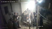 השוטרים לא ציפו: הבית בו שהה זארוג היה מרושת במצלמות