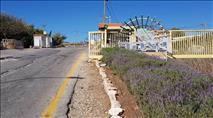 בחסות המסיק: ערבים התקרבו לישוב יצהר ונעצרו