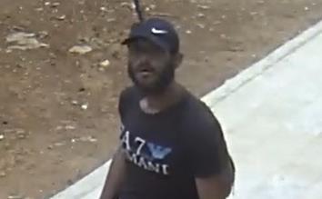 המשטרה סגרה את התיק - אולי אתם תזהו את הגנב?