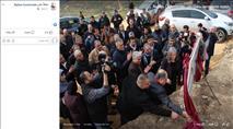 עם חברי פרלמנט וכלי נשק – הרשות משתלטת על תל ארומה
