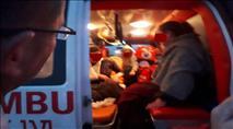 עשרות פצועים באלימות משטרתית בבנימין