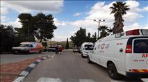 הטרור השקט: ילד נוסף נפצע מאבנים שיידו ערבים