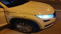 """ערבים רגמו כלי רכב בוואדי ערה. המשטרה: """"פלילי"""""""