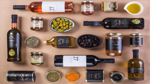 יין, דבש ושמן זית – עד הבית