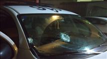 דבורייה: קיבל קנס  וזרק אבנים על שוטרים