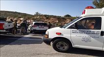 """נעצר ערבי שדרס פקח יהודי במחסום. המשטרה: """"פלילי"""""""