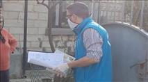 קמחא דפסחא תחת עוצר מוחלט במולדובא - באישור מיוחד