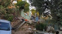 כוחות הבטחון הרסו 'פינה חמה לחיילים' בחברון