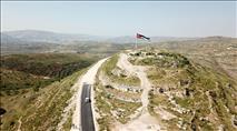 הרשות הפלסטינית ממשיכה בהרס ובהשתלטות על תל ארומה