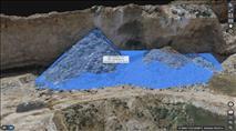 מזבלת הקורונה של רמאללה: 10,000 קוב אשפה
