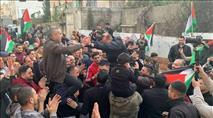 ערבים חגגו שחרור למחבל: ערבי נהרג, נוספים נפצעו