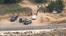 """ערבי שהועסק ב""""ישראל"""" ניסה לדרוס חיילים"""