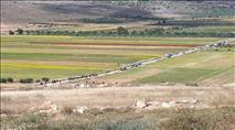לאחר שיידו אבנים לעבר יהודי, ערבים ניסו לדקור חיילים