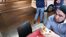 """פעיל להב""""ה הותקף; פעיל אחר נעצר באמצע ארוחה"""