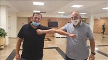 ראש מועצת קרית ארבע אליהו ליבמן מצטרף למאבק