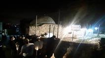 למעלה מ-1,000 איש בקבר יהושע בן-נון בשומרון