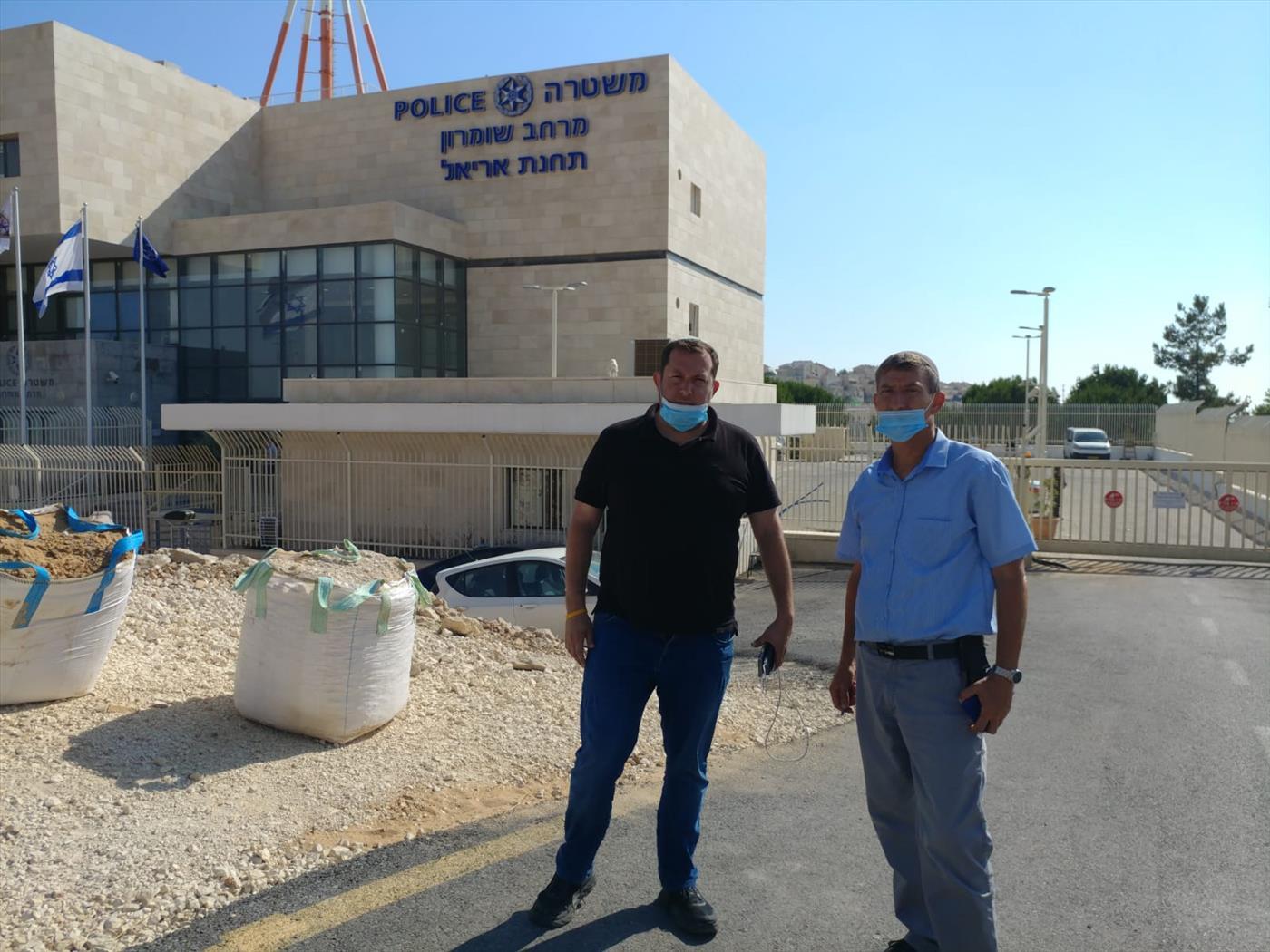 """""""החקלאים היהודים גיבורים, מגבה גם את הירי שביצעו"""""""