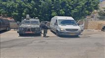 הטרור החקלאי: ערבי גנב משאית עמוסה בסחורה