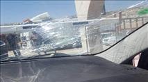 בדרך ליום כיף בירושלים: המשפחה הותקפה באבנים