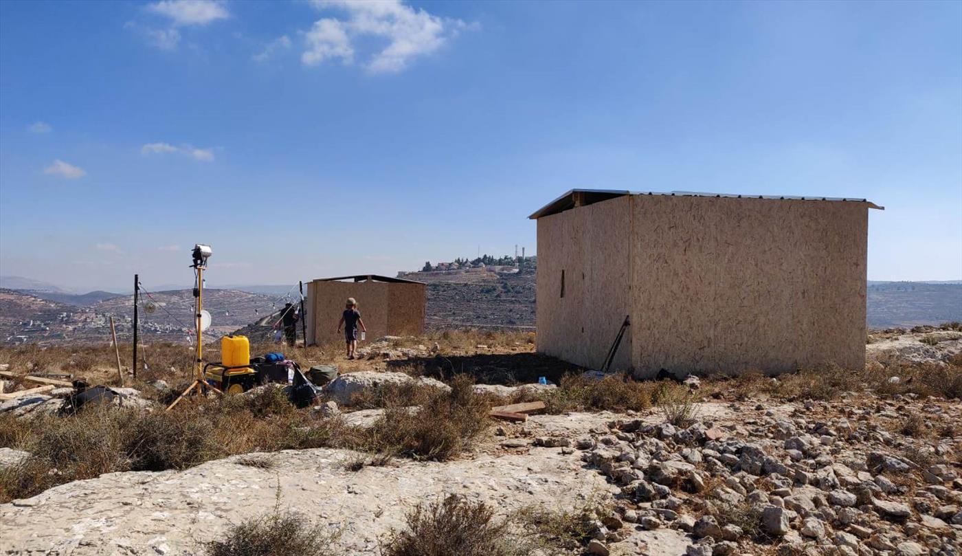 """ערבים תקפו חקלאים; צה""""ל הרחיק את היהודים מהמקום"""