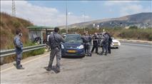 """עצורים במחאה על ההרס בשומרון; """"שוטרים פעלו באלימות"""""""