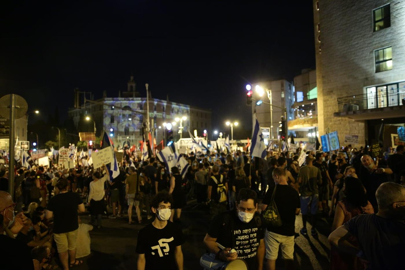 מה עומד מאחורי ההפגנות בבלפור?