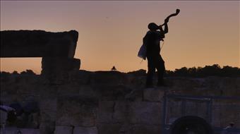 ראש-השנה בתל-אביב: 52,000 איש שמעו קול שופר