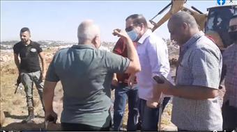 """מתחת אפו של צה""""ל: חמוש פלסטיני משתתף בהשתלטות על שטחי C"""