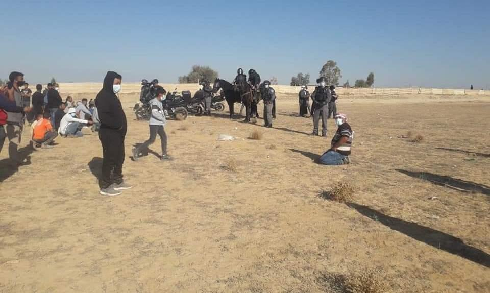 """משטרת ישראל: """"הבדואים יופקדו על שמירת כבישי הנגב"""""""