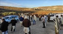 בנימין: עשרות תושבים הפגינו במחאה על המצב הבטחוני