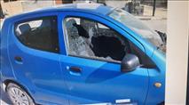 הטרור השקט: שני נוסעים נפצעו בגוש עציון