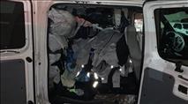בדואי נתפס לאחר שגנב רכב עם סחורה בשווי עשרות אלפי שקלים