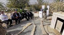בטקס מרגש - נחנכה מצבת יהודי יריחו העתיקה