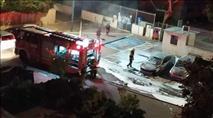 באיחור של שבוע: המשטרה מודיעה כי ההצתה בלוד לאומנית