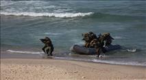 """ארגוני הטרור בעזה ערכו תרגיל צבאי ענק; צה""""ל לא הפריע"""